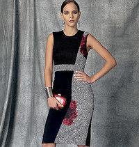 Vogue mønster: Kjole, Nicola Finetti