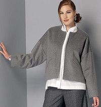 Vogue mønster: Jakke, Bluse/skjorte og Bukser, Kathryn Brenne