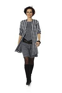 Burda mønster: Kjole, jakke