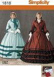 Borgerkrigstidens vintage kjoler