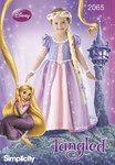 Disney prinsessekjole Rapunzel