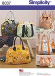 Rygsæk, muleposer og kosmetik tasker