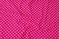 Pink bomuldsjersey med 8 mm rosa bomber