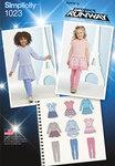 Kjoler og leggings til børn