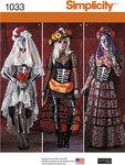 Day of the dead kostumer