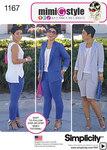 Top, jakke, bukser - Mimi G style