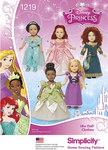 Disney prinsesse 45 cm dukke
