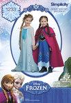 Disney Frozen kostumer