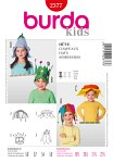Karneval-hatte til børn