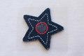 Stjernestrygemærke, ø 3 cm