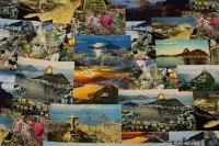 OL-byen Rio de Janeiro i flot digitaltryk på bomuldsjersey