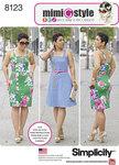 Mimi G stil kjoler i 3 designs
