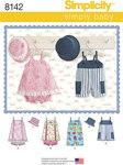 Baby kjoler og bukser