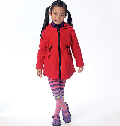 Vest og jakke til børn