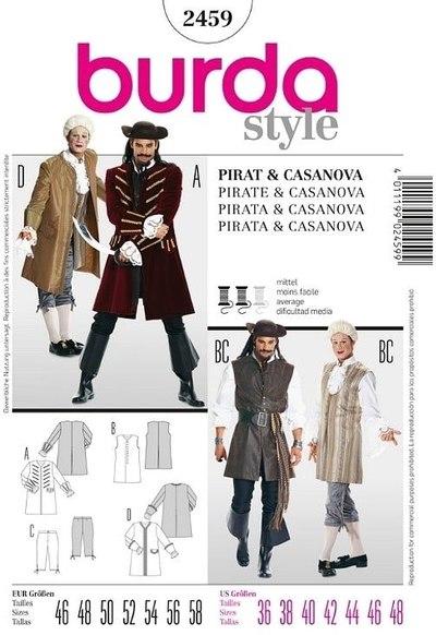 Pirat og Casanova