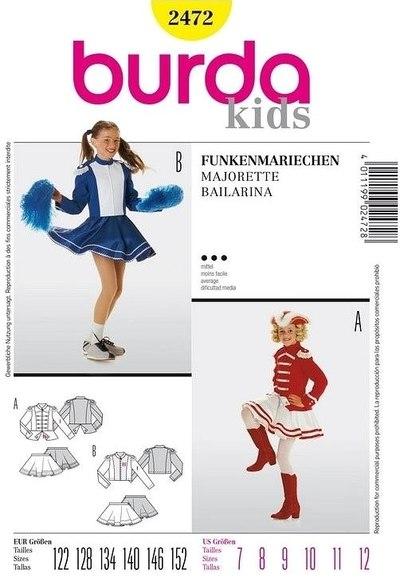 Cheerleaderpige