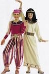 Persisk sæt, Kleopatra og Souleika