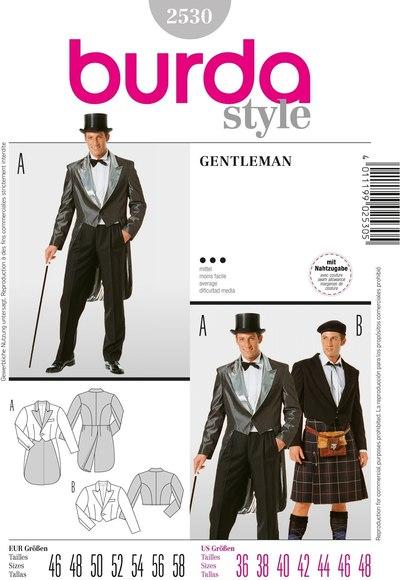Fin mand, Gentleman