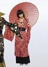 Fjernøsten kjole