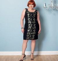 Jakke og kjole. Butterick 6299.
