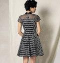 Klokkeformet kjole, Zandra Rhodes
