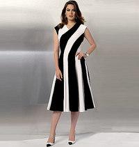 Kjole, Claire Shaeffer. Vogue 9145.