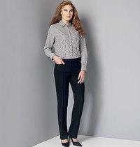 Bukser. Vogue 9155.