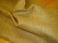 Almindelig hessian 130 cm bredde til juletræstæpper/udklædning og lignende