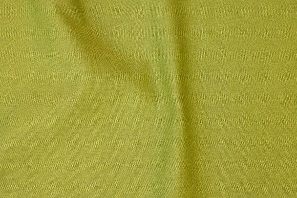 Kiwigrøn meleret møbelvare med lys bagside