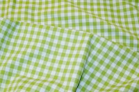 Køkkentern 10 mm i limegrøn og hvid