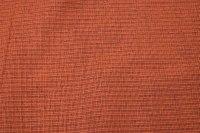 Rustfarvet, groftvævet møbelvare