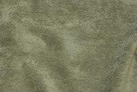 Smalriflet polyester buksefløjl i lys støvgrøn