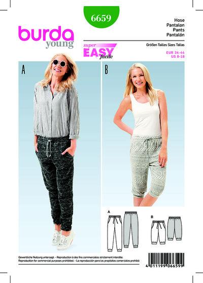 Jersey bukser, jogging bukser