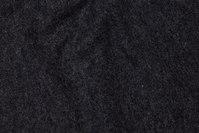 Filtet uld i koksgrå
