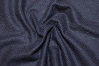 Koksgrå melton i flot kraftig kvalitet til frakker