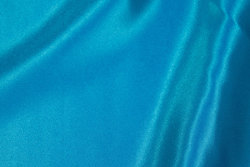 Turkis polyester satin