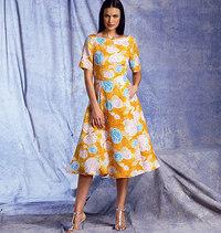 Vogue mønster: Kjole, Tracy Reese