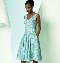 Kjole. Vogue 8997.