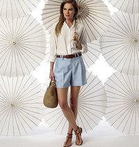 Shorts. Vogue 9008.