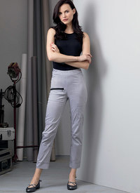 Bukser, Marcy Tilton. Vogue 9303.
