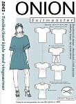 Tunika / kort kjole med vingeærmer