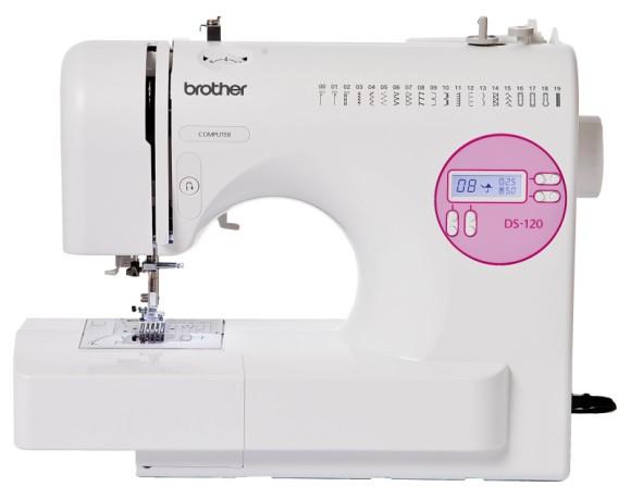 Brother DS-120 symaskine