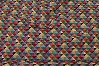 Flot møbelgobelin i mange friske farver, 2 cm tern