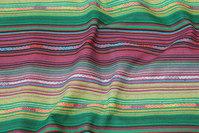 Mexi-striber i grøn, lilla m.fl.