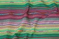 Mexi-stripes in green, purple etc..