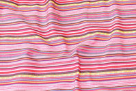 Mexi-striber i rosa, rød m.fl.