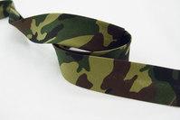 Skråbånd camouflage 2cm