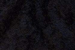Sort imiteret ´´Tibetaner´´ og pels