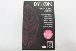 Dylon maskinfarve, woodland brown