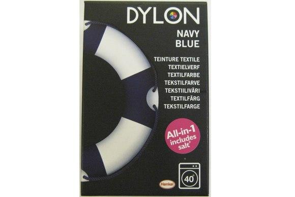 Dylon maskinfarve, marine blå